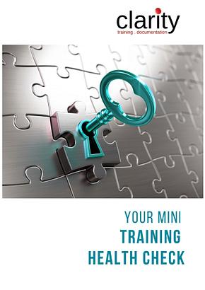 training-health-check